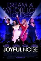 Joyful Noise movie poster (2012) picture MOV_f7fabba8