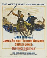 Two Rode Together movie poster (1961) picture MOV_3fb6981e