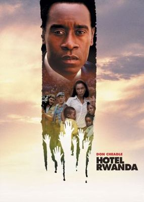 Hotel Rwanda movie poster (2004) poster MOV_3fb802f1