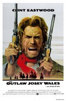 The Outlaw Josey Wales movie poster (1976) picture MOV_3fba34d5