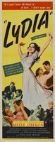 Lydia movie poster (1941) picture MOV_3fc140bd