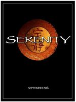 Serenity movie poster (2005) picture MOV_3fc6144c