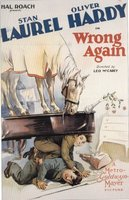Wrong Again movie poster (1929) picture MOV_3fc9ef28