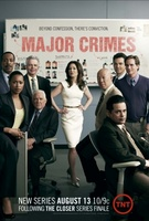 Major Crimes movie poster (2012) picture MOV_3fcfed26