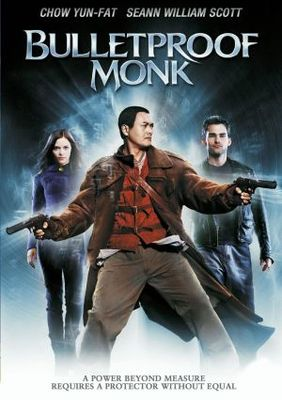 Bulletproof Monk movie poster (2003) poster MOV_3fd29de6
