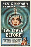 I've Lived Before movie poster (1956) picture MOV_3fd2cb41