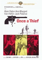 Once a Thief movie poster (1965) picture MOV_3fd59aab