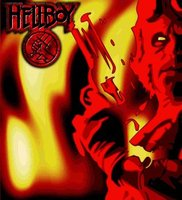 Hellboy movie poster (2004) picture MOV_3fd5a657