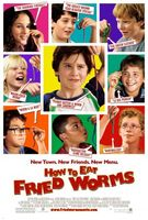 How to Eat Fried Worms movie poster (2006) picture MOV_3fe2f459