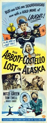 Lost in Alaska movie poster (1952) poster MOV_3fe4d0b2