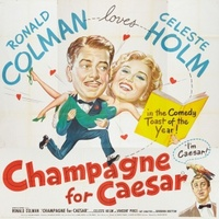 Champagne for Caesar movie poster (1950) picture MOV_3fe87c88