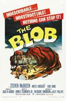The Blob movie poster (1958) picture MOV_3ff1eae6