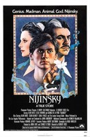 Nijinsky movie poster (1980) picture MOV_28b8f434