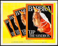 Up the Sandbox movie poster (1972) picture MOV_3ywt1qho
