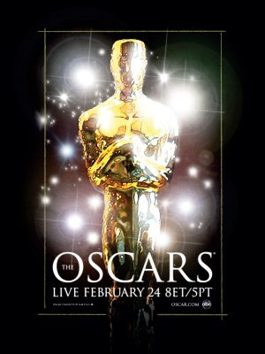 The 80th Annual Academy Awards movie poster (2008) poster MOV_400264f1