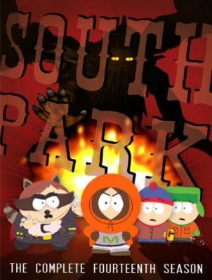 South Park movie poster (1997) poster MOV_40039103