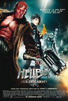 Hellboy II: The Golden Army movie poster (2008) picture MOV_4009b980
