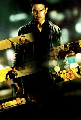 Jack Reacher movie poster (2012) poster MOV_400e3644
