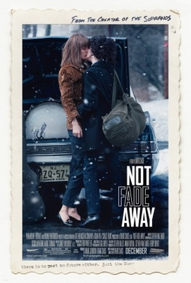Not Fade Away movie poster (2012) poster MOV_40139778