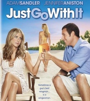 Just Go with It movie poster (2011) picture MOV_40170e5a