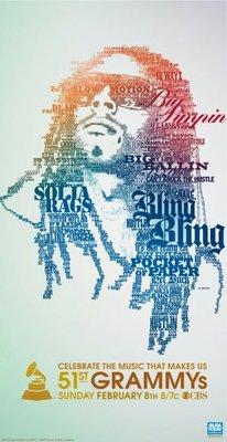 The 51st Annual Grammy Awards movie poster (2009) poster MOV_4017e13e