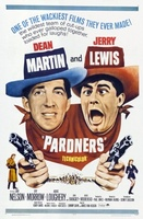 Pardners movie poster (1956) picture MOV_40184a66