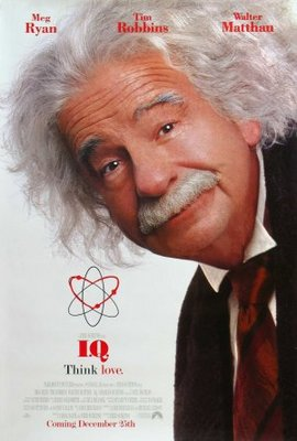 I.Q. movie poster (1994) poster MOV_4023bff1