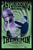 Theremin: An Electronic Odyssey movie poster (1994) picture MOV_40373d55