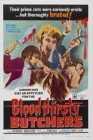 Bloodthirsty Butchers movie poster (1970) picture MOV_403c38c7