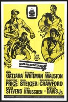 Convicts 4 movie poster (1962) picture MOV_404f5dd3