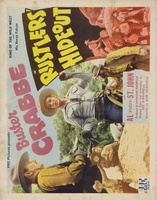 Rustlers' Hideout movie poster (1945) picture MOV_404fa7a9