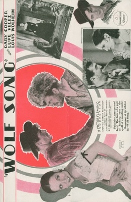 The Wolf Song movie poster (1929) poster MOV_4056906c