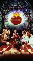 The Last Supper movie poster (1995) picture MOV_405763f5