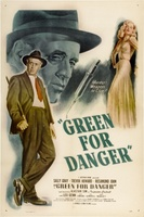 Green for Danger movie poster (1946) picture MOV_4065e72c