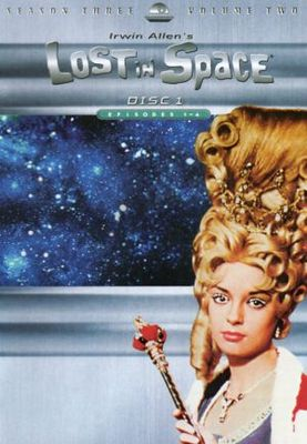 Lost in Space movie poster (1965) poster MOV_406808c3