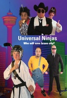 Universal Ninjas movie poster (2012) picture MOV_40681451