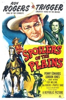 Spoilers of the Plains movie poster (1951) picture MOV_406e3cc3