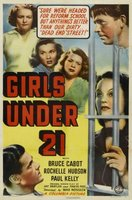 Girls Under 21 movie poster (1940) picture MOV_4073cedf