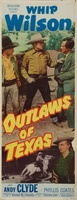Outlaws of Texas movie poster (1950) picture MOV_4076a9b0