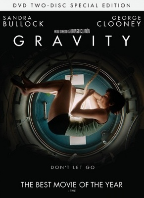 Gravity movie poster (2013) poster MOV_407a98c4