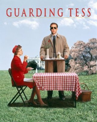 Guarding Tess movie poster (1994) poster MOV_407abf65