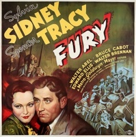 Fury movie poster (1936) picture MOV_407be101