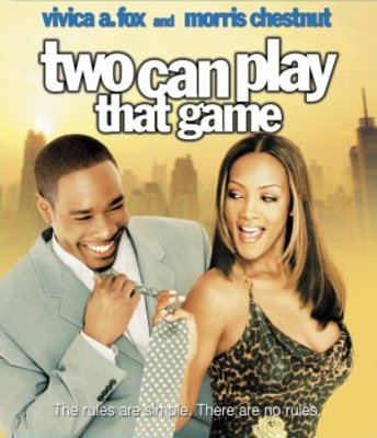 Two Can Play That Game movie poster (2001) poster MOV_407c9f36