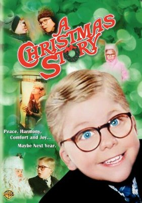 A Christmas Story movie poster (1983) poster MOV_407fce45