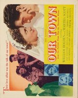Our Town movie poster (1940) picture MOV_408078a2