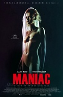 Maniac movie poster (2012) picture MOV_4083c880