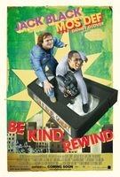 Be Kind Rewind movie poster (2008) picture MOV_408aaf36
