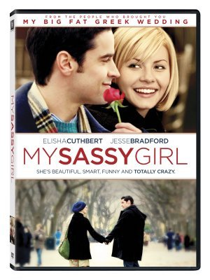 My Sassy Girl movie poster (2008) poster MOV_40933fb9