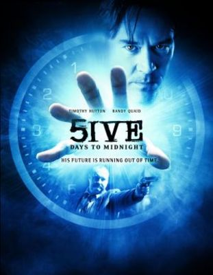 5ive Days to Midnight movie poster (2004) poster MOV_4094f437