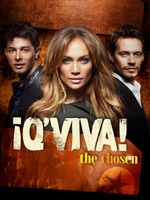 Q'Viva! The Chosen movie poster (2012) picture MOV_40a1d027